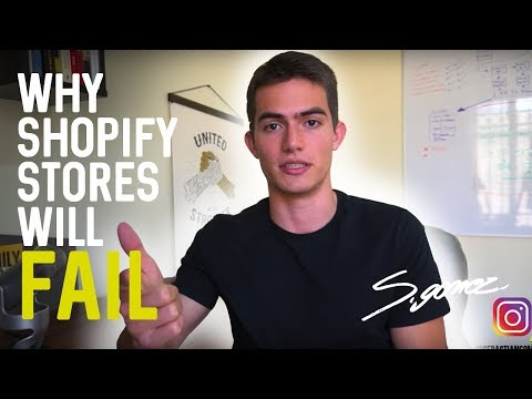 Why Most Shopify Stores Will Fail In 2018 (Raw Truth)
