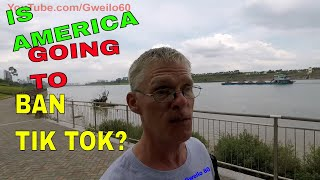 AMERICA TO BAN TIK TOK?