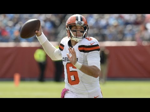 Cody Kessler vs Titans (NFL Week 6 - 2016) - 336 Yards + 2 TDs! Browns Records! | NFL Highlights HD