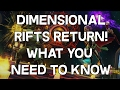 Dimensional Rifts Return Tomorrow! - What you need to know - Marvel Contest Of Champions