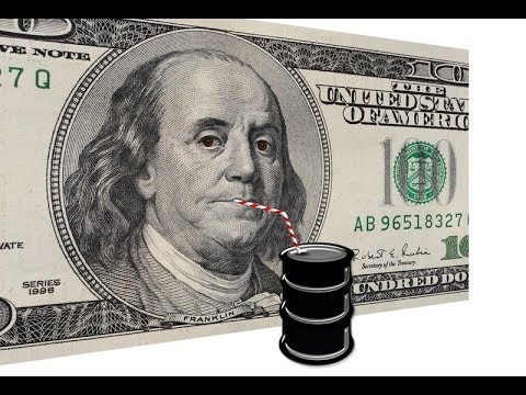 The New Petro Dollar  Backed by U.S. Oil