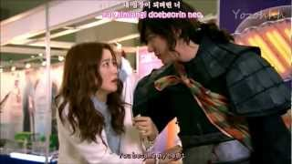 Repeat youtube video ALi - CARRY ON FMV (Faith OST) [ENGSUB + Romanization + Hangul]