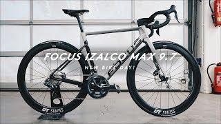 DESIGNING AN AERO BIKE: THE NEW FOCUS IZALCO MAX 9.7