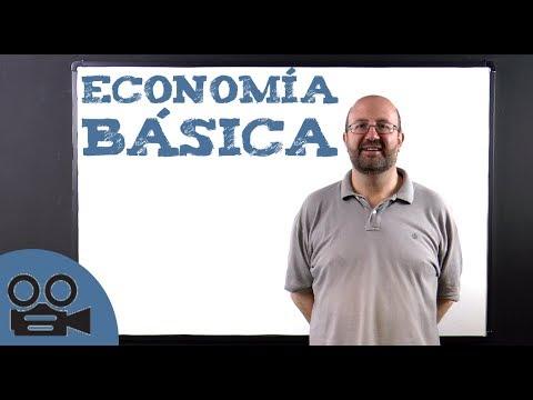 Economía básica para PRINCIPIANTES