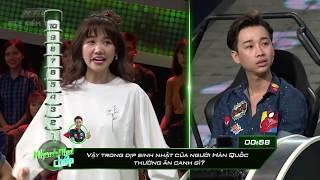 Hải Triều lập kỷ lục chỉ ghi được 1 điểm   HTV NHANH NHƯ CHỚP   NNC #13   30/6/2018