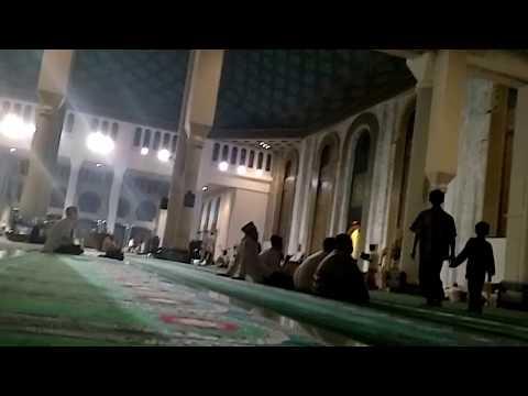 Adzan subuh masjid al akbar surabaya