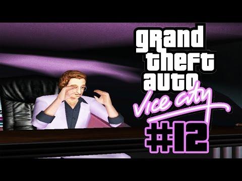 DER MALIBU CLUB MIT ROSENBERG!   Let's Play GTA Vice City #12