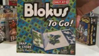 UnBoxing: Blokus - To Go