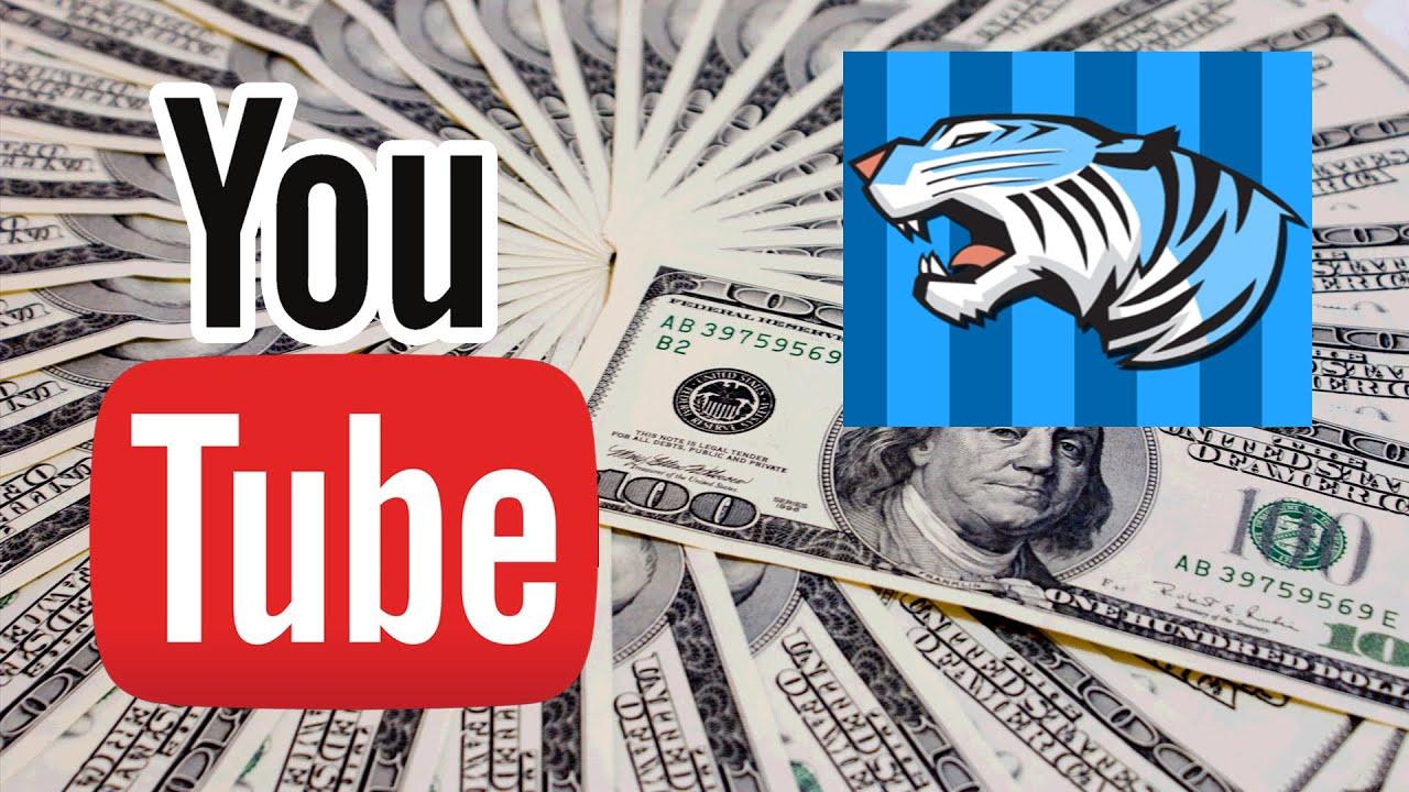 How Much Youtube Money Do I Make??? - YouTube