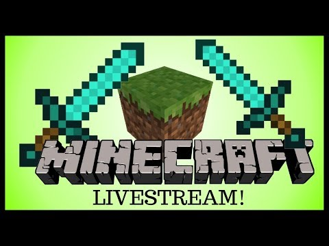 Only PvP Games in Minecraft Livestream! (Requested)
