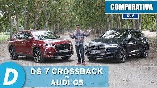 Comparativa SUV: DS 7 Crossback vs Audi Q5 ¿A la altura de los SUV premium? | Diariomotor