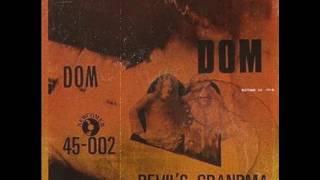 Dom - Devil's Grandma 7'' Single (1972) German Krautrock/Heavy Acid Rock