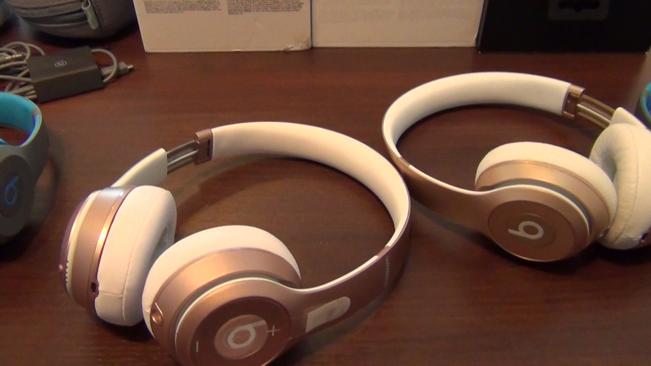 ebay purchase beats by dr dre solo 2 wireless fakes vs. Black Bedroom Furniture Sets. Home Design Ideas