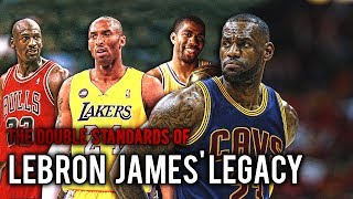 The Double Standards Of LeBron James