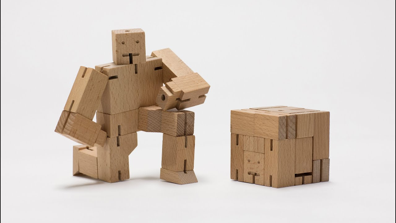 Cubebot Toy Wow Blog