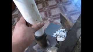 Печное отопление.Видео №2.Установка водяного котла в печь.(, 2014-10-09T17:45:01.000Z)