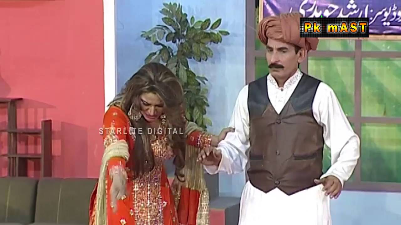 Best of iftikhar Thakur and Naseem Vicky New Stage Drama Full Comedy Funny Clip | Pk Mast