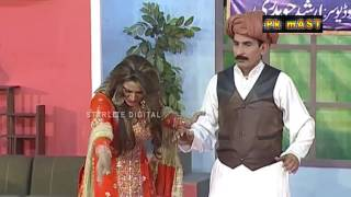 Best of iftikhar Thakur and Naseem Vicky New Stage Drama Full Comedy Funny Clip