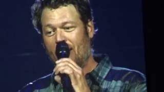 blake shelton my eyes