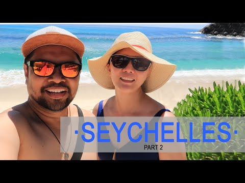 Flying The Drone In Seychelles (Day 2)