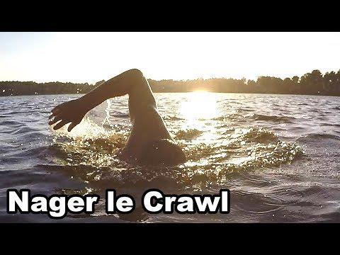Nager le crawl | Aperçu de ma progression | Lac d'Hostens, Gironde