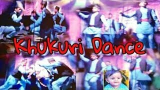 Khukuri Dance by Assameli Gorkha Boys Assam AAGSU Gorkha