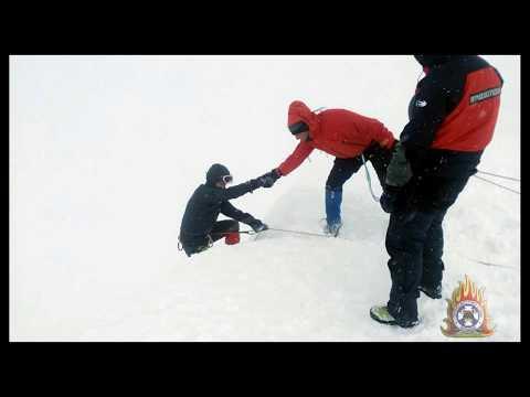 Καϊμακτσαλάν: Η σοκαριστική στιγμή που οι διασώστες βρήκαν τους δύο ορειβάτες θαμμένους στο χιόνι