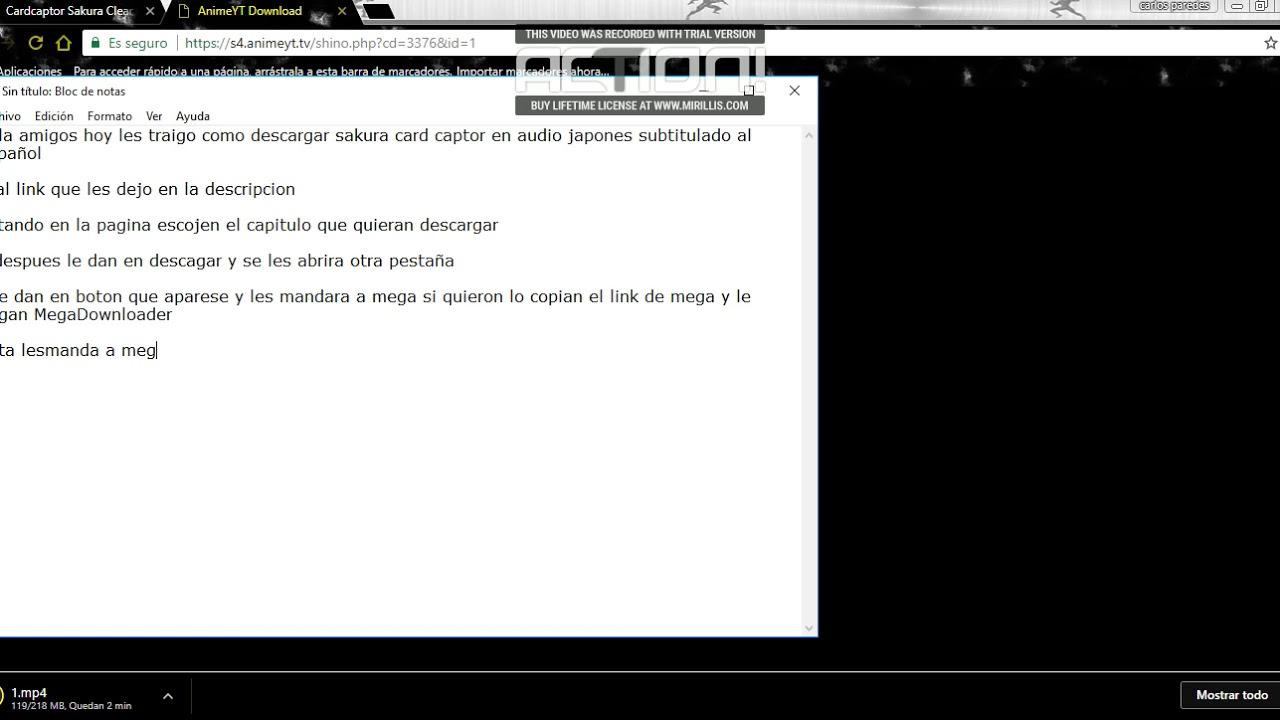 Sakura card captor capitulo 48 audio latino 1080p youtube.