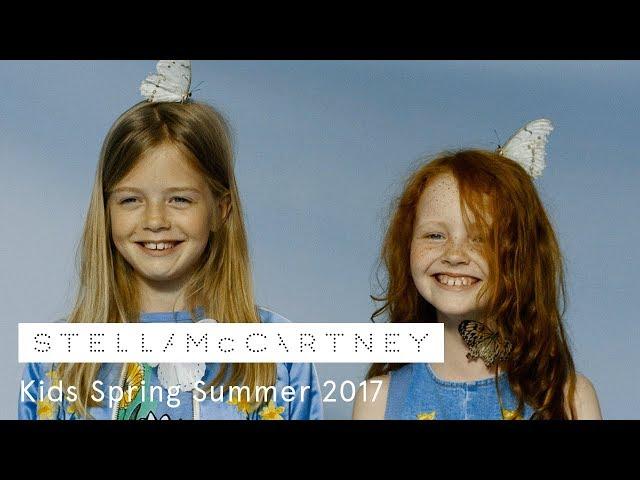 Stella McCartney Kids Spring Summer 2017 Campaign Film