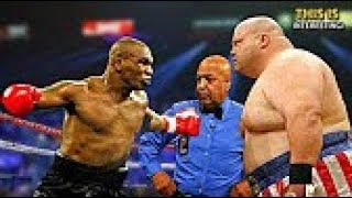 5 Best Knockouts by Mike Tyson With One Hit
