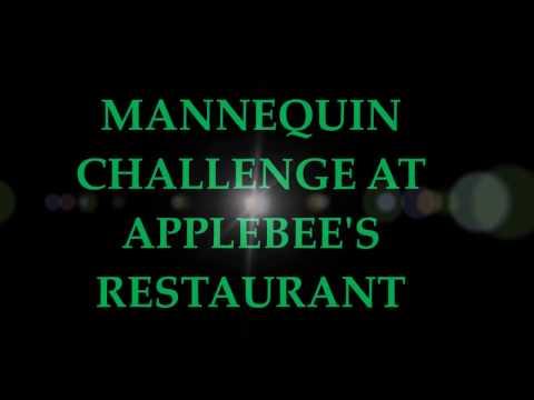 BEST APPLEBEE'S RESTAURANT MANNEQUIN CHALLENGE