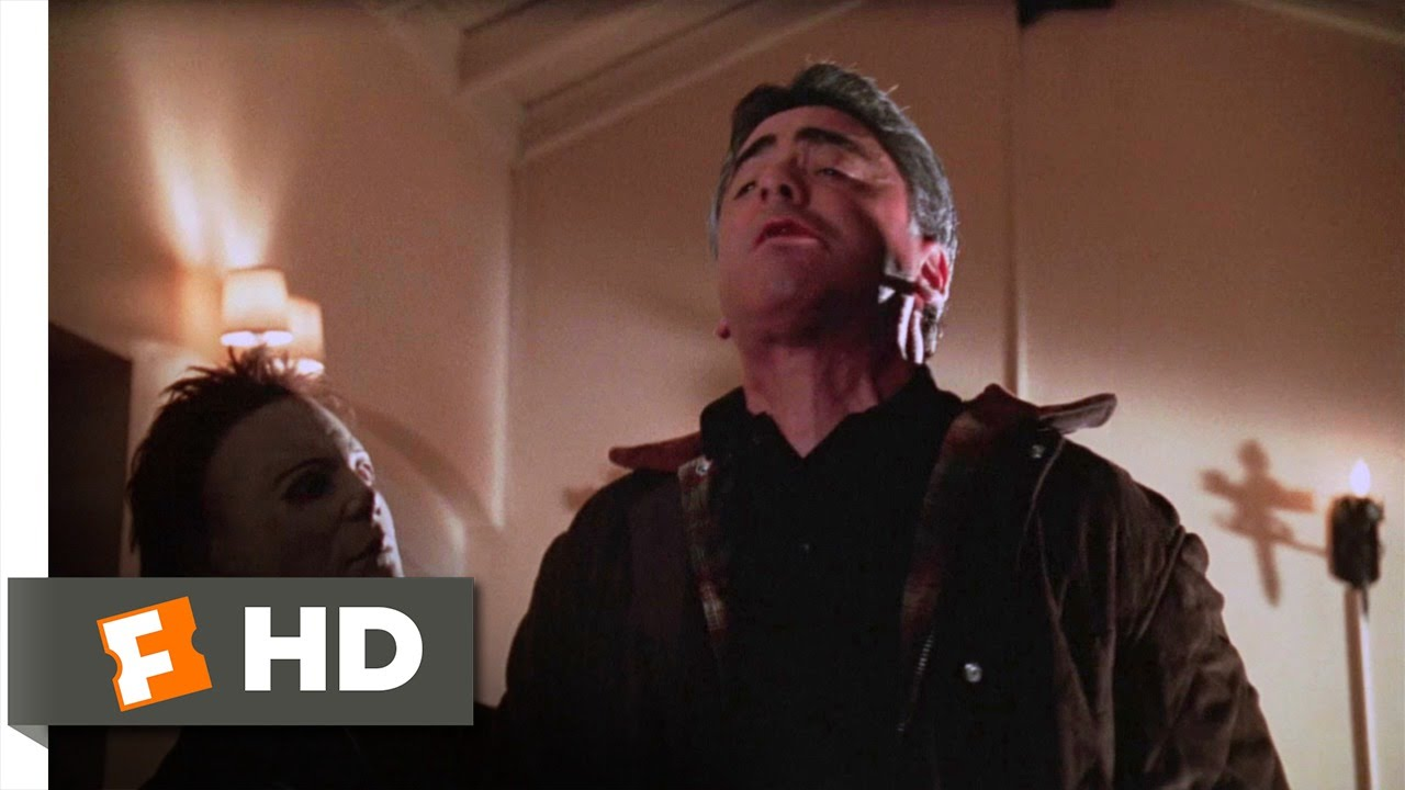Halloween H20: 20 Years Later (10/12) Movie CLIP - Chase Through ...