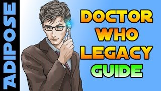 DWL - Strategy - Perk Customization - Doctor Who Legacy