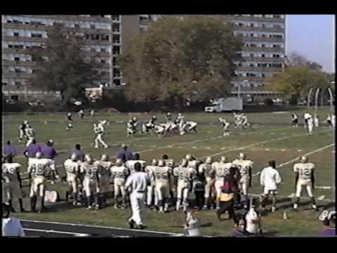 Camden Football 2001