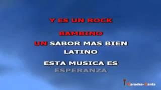 Laura Pausini - Y mi banda toca el rock  (demo)