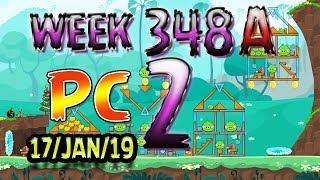 Angry Birds Friends Tournament Level 2 Week 348-A PC Highscore POWER-UP walkthrough