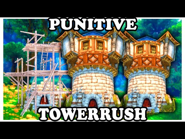 Grubby | WC3 | Punitive Towerrush!