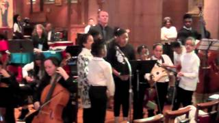 """I Have A Dream"" by David Mills with Music Haven Students"