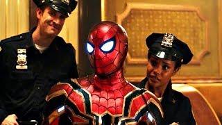 Человек-Паук: вдали от дома — Русский трейлер #2 (2019)