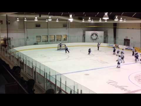 Markham Waxers at Richmond Hill Stars Jan 17 2015