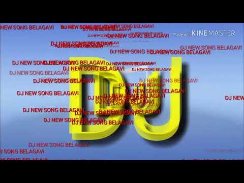 "BELAGAVI SONG ""DJ"" NEW SONG"