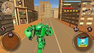 City Robot Battle - Android GamePlay FHD