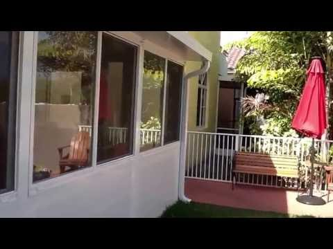 Sunroom Patio Enclosure Tour – Venetian Builders