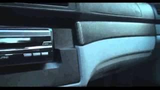 Carbon Fiber Dash Wrap Interior Wood Grain Conversion - BMW 5-Series