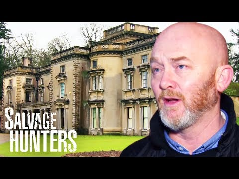 Drew Falls Completely In Love With This Incredible Country House! | SERIES 12 | Salvage Hunters
