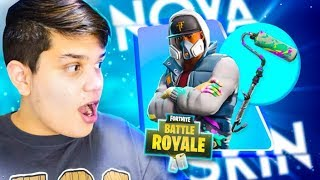 EPICA SKIN DO PIXADOR AT FORTNITE ‹ JUAUM ›