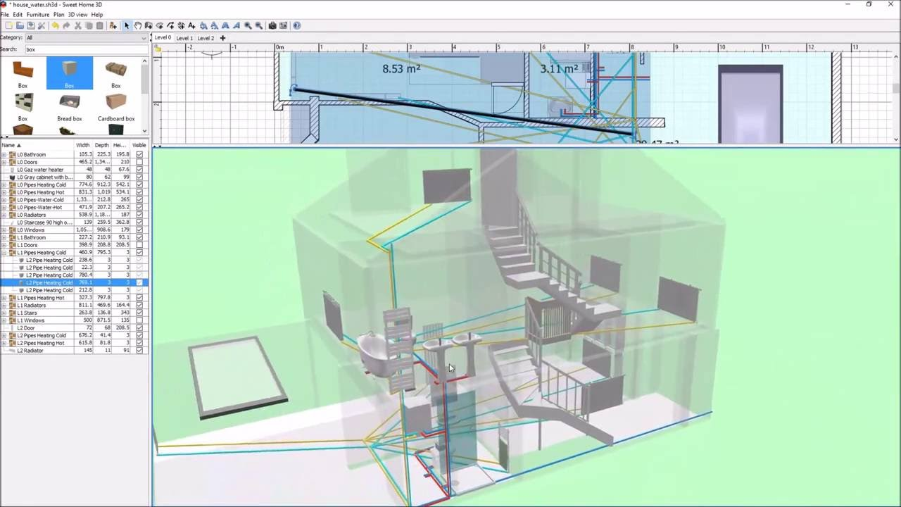 hight resolution of home plumbing diagram