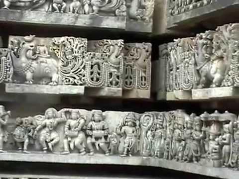 temples de halebid & belur