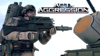 видео Act Of Aggression