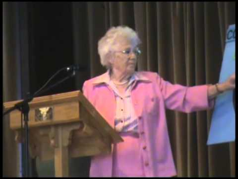 Dr Helen Roseveare - The Wheel Of Life - Session 2 - The Spokes - Part 1